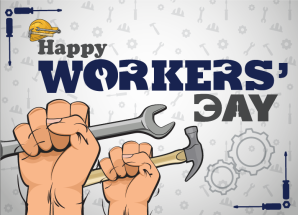 1st May, World Workers Day 2018